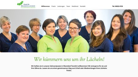 Zahnheilkunde Praxis Berktold & Fritz