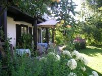 Haus Birgit im Garten