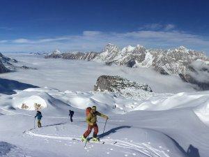 Skitour Sella Nevea Archiv Lentrodt