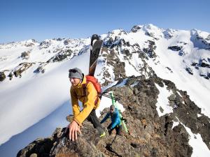 Alpine FreeriderPro SideShot 8 Martin-Bissig