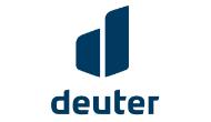 Deuter Logo Leiste