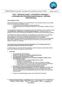 Anmeldeverfahren für Bergführer: EPC EBA komplett mit allen Infos