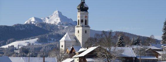 Wertach Winter