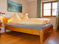 Oberstdorf Ferienwohnung Wurl Schlafzimmer 2